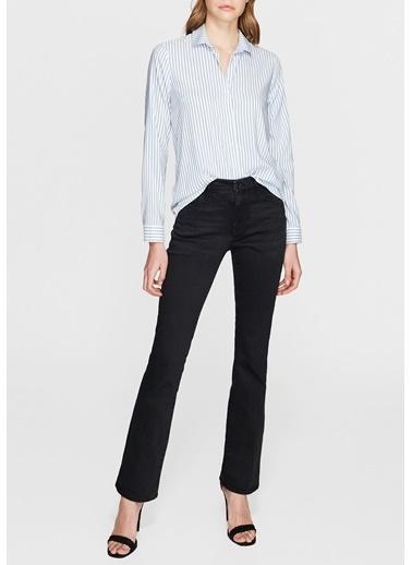 Mavi Jean Pantolon | Mona - Regular Gri